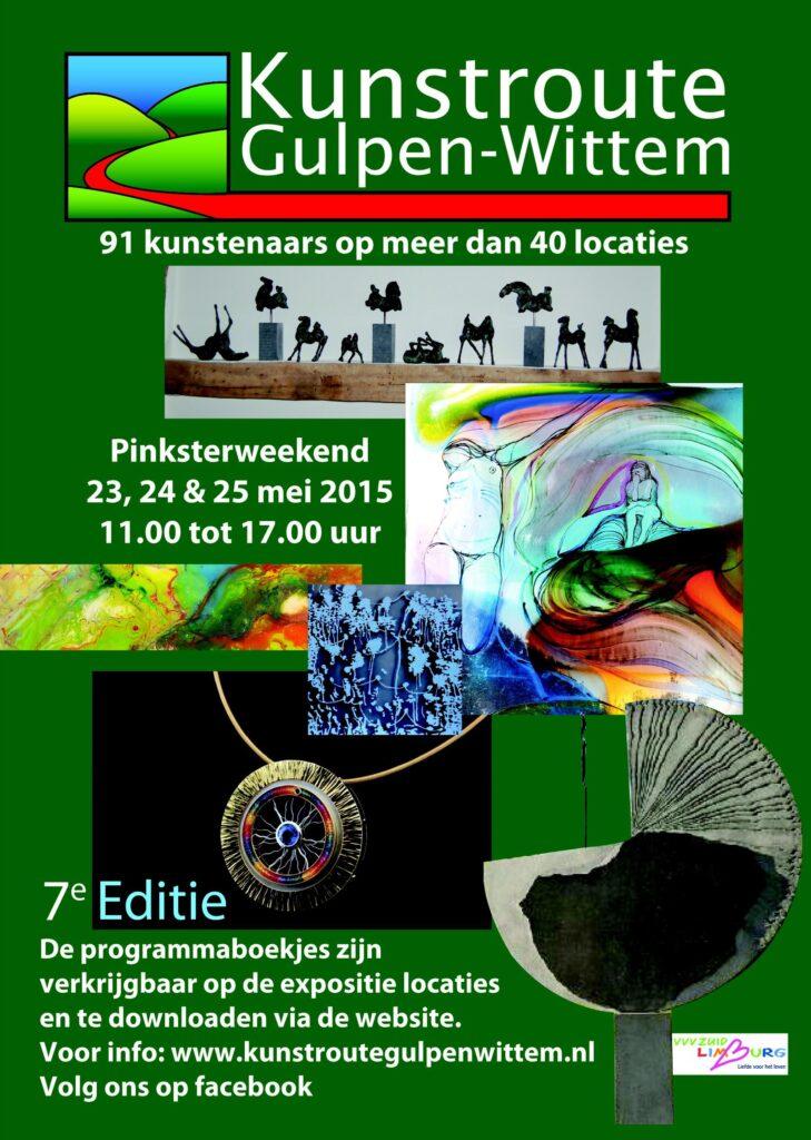 Kunstroute Gulpen-Wittem 2015