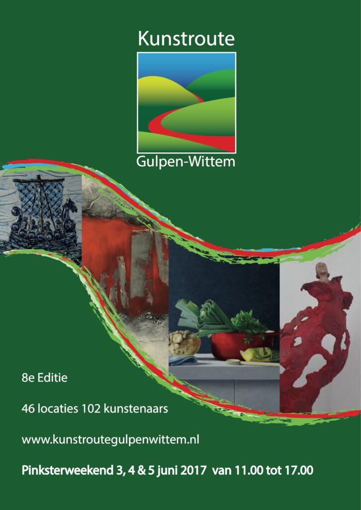 Kunstroute Gulpen-Wittem 3, 4 en 5 juni
